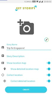 getStorify - Create Stories On The Go! - náhled