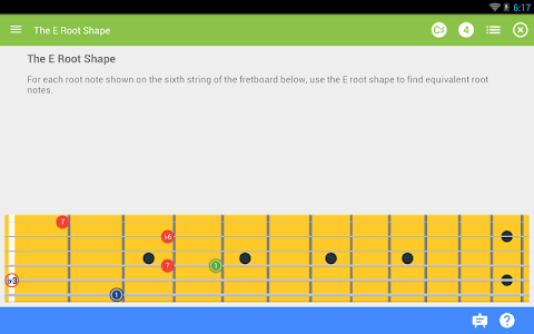 Guitar Notes Master screenshot 6