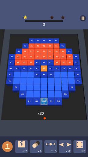 Bricks n Balls Breaker 3D - Puzzle Crusher apkdebit screenshots 1