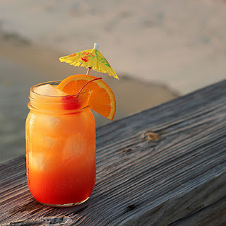 Coconut Rum Pineapple Juice And Grenadine Recipes