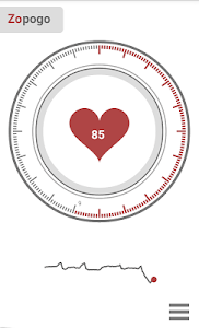 Heart Rate Monitor screenshot 0