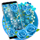 Beautiful Blue Rose. Download on Windows