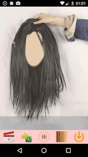Horrible Dead Head Selfie Editor - náhled