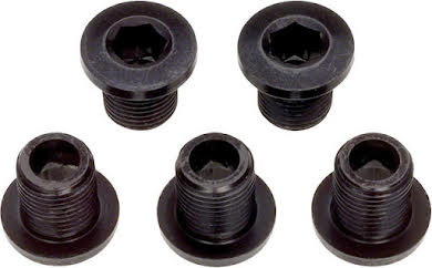 Problem Solvers 8mm Inner Chainring Bolts - Alloy alternate image 0