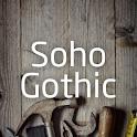 Soho Gothic FlipFont icon