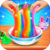 Unicorn Slime Maker and Simulator