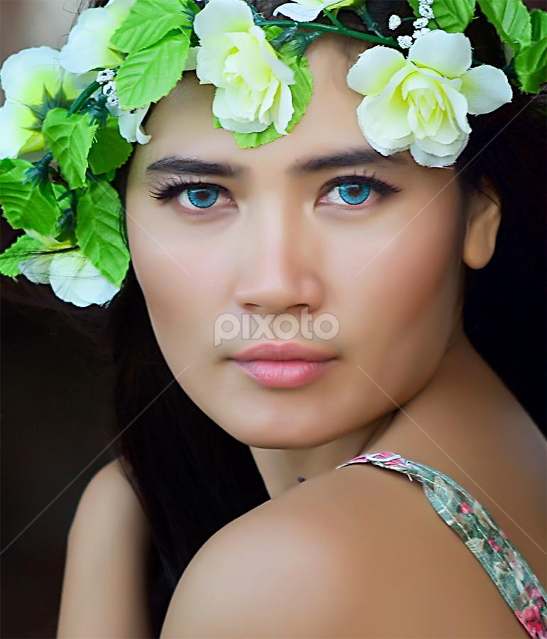 Mardewi by Doeh Namaku - People Portraits of Women