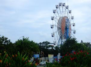Photo: Every city has a ferris wheel