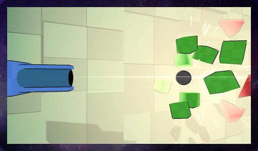 Geometry Smash 3D : Dash Hit