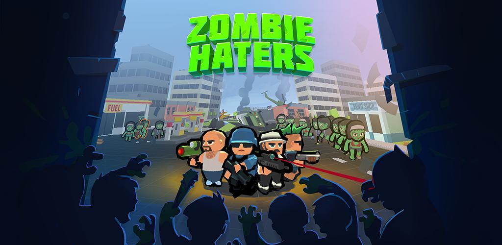 Zombie Hatersgratis game steam keys