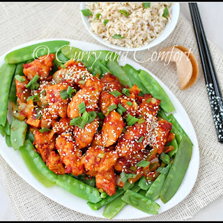 Sweet Chili Sauce Chicken Recipes