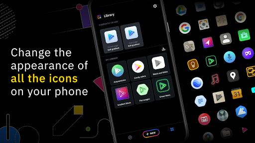 Icon Pack Studio screenshot 1