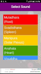 Binaural Chakra Cleaning Sound - náhled