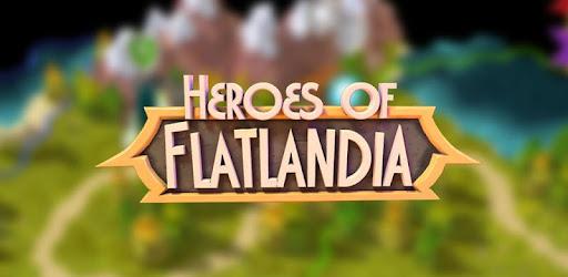 Heroes of Flatlandia Premium game unlocked