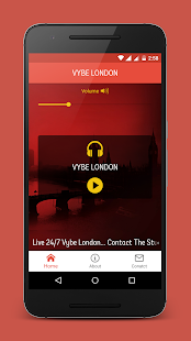 VYBE LONDON- screenshot thumbnail