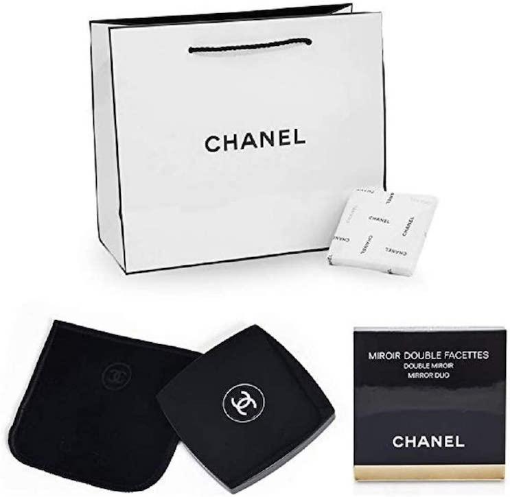 CHANEL シャネル 国内正規品 ダブル コンパクトミラー