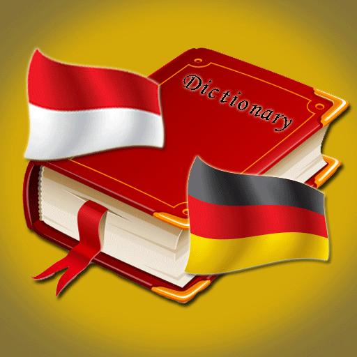 kamus indo jerman pro terbaru