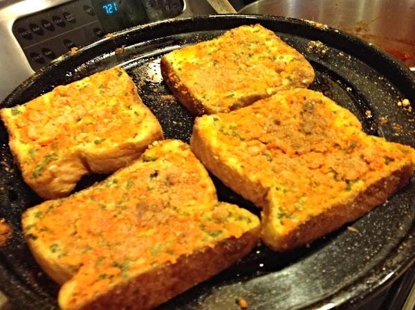 Texas Toast Garlic Bread Recipe