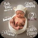 Baby Story - Photo Editor icon