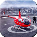 City Helicopter Simulator Game icon
