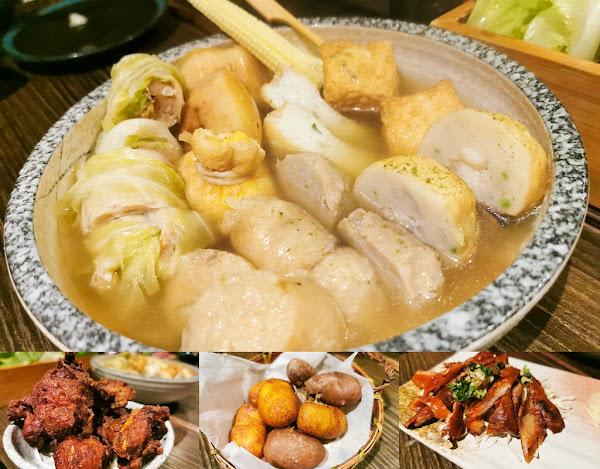 六心關東煮鍋物