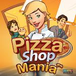Pizza Shop Mania Free Icon