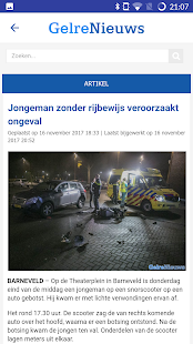 GelreNieuws- screenshot thumbnail