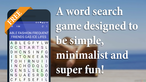 Word Search: Super Game