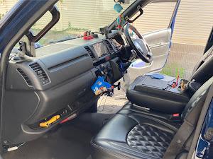 ハイエース TRH200V 2018年式 5MT 2000ガソリン車のカスタム事例画像 🧢かまちゃん🐛さんの2021年07月25日09:35の投稿