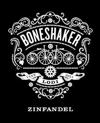 Logo for Boneshaker Zinfandel
