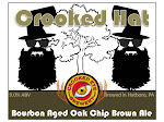 Crooked Eye Crooked Hat Bourbon Aged Brown Ale