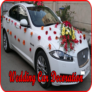Wedding car decoration android apps on google play wedding car decoration screenshot thumbnail junglespirit Choice Image
