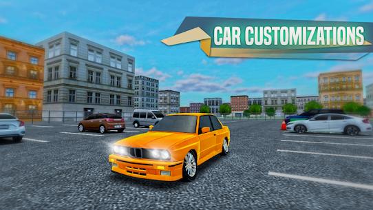 E30 Old Car Parking Simulation MOD APK (Unlimited Money) 5