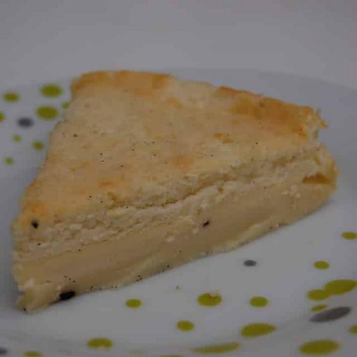 Magic Vanilla Cake