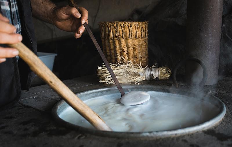 Odori tradizionali in cucina del nonno di Giovanni Coste
