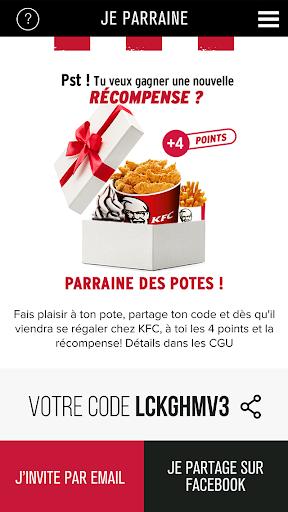KFC Fidélité for PC