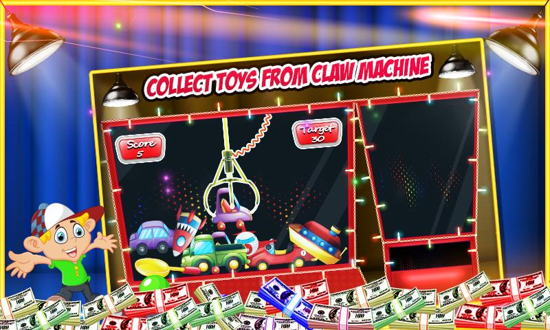 Claw Prize Machine Simulator- screenshot