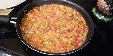 MiMi's Spicy Marinara Sauce