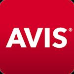 Avis Car Rental Icon
