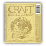 Craft Brewing Company Four Headed Hef