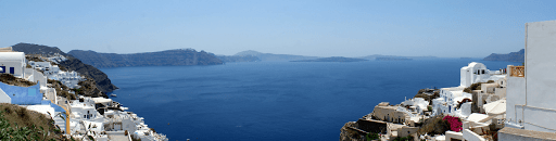 Grece à moto, route ,Delphes , Athènes