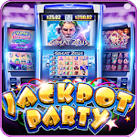 Jackpot Party Casino: Slot Machines & Casino Games Icon
