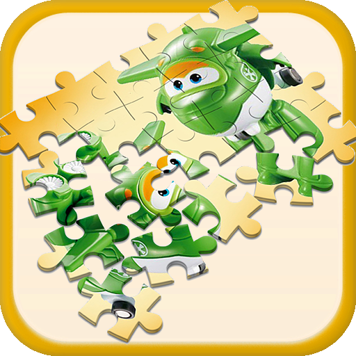 Jigsaw for Super Wings