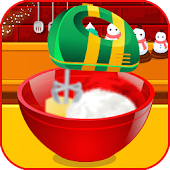 Cooking Christmas Cookies Game