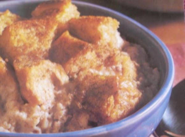 Cinnamon Bread Pudding For Diabetics Recipe