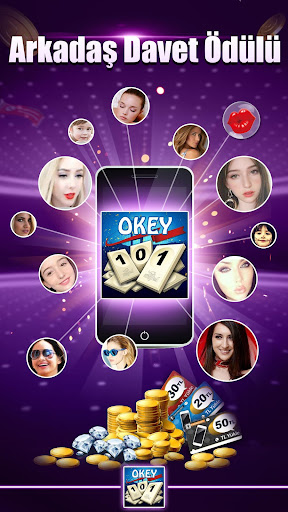 Fun 101 Okey  screenshots 4