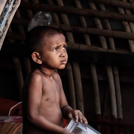 Stubborn by Dhup Chaya - Babies & Children Children Candids