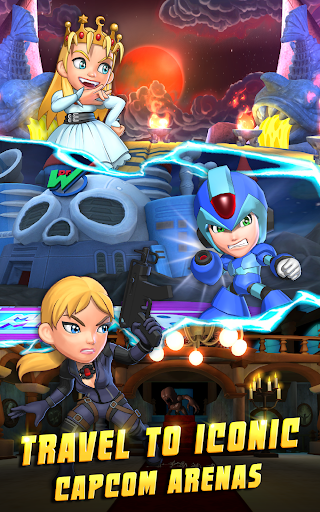Puzzle Fighter 2.3 screenshots 10