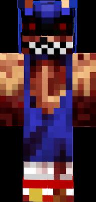 sonic.exe minecraft skin download