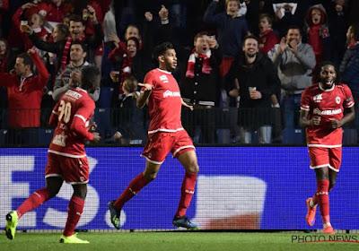 """Faris Haroun déterminant avec l'Antwerp : """"Il y a des joueurs de grand calibre qui viennent, je dois donc progresser car sinon ..."""""""